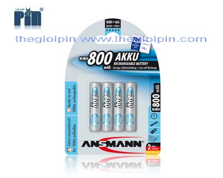 AAA-4x800mAh
