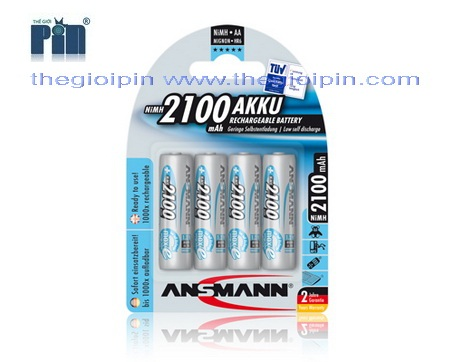 AA-4x2100mAh