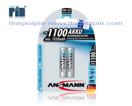 AAA-2x1100mAh