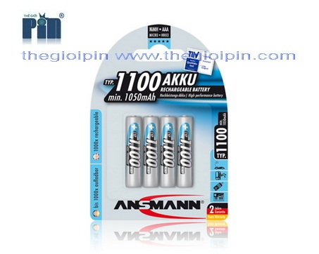 AAA-4x1100mAh
