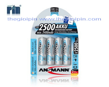AA-4x2500mAh