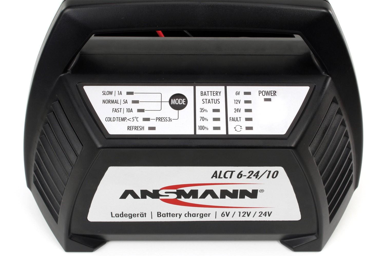 ANSMANN Bộ sạc Pin Acquy đa năng ALCT 6-24V - 10A