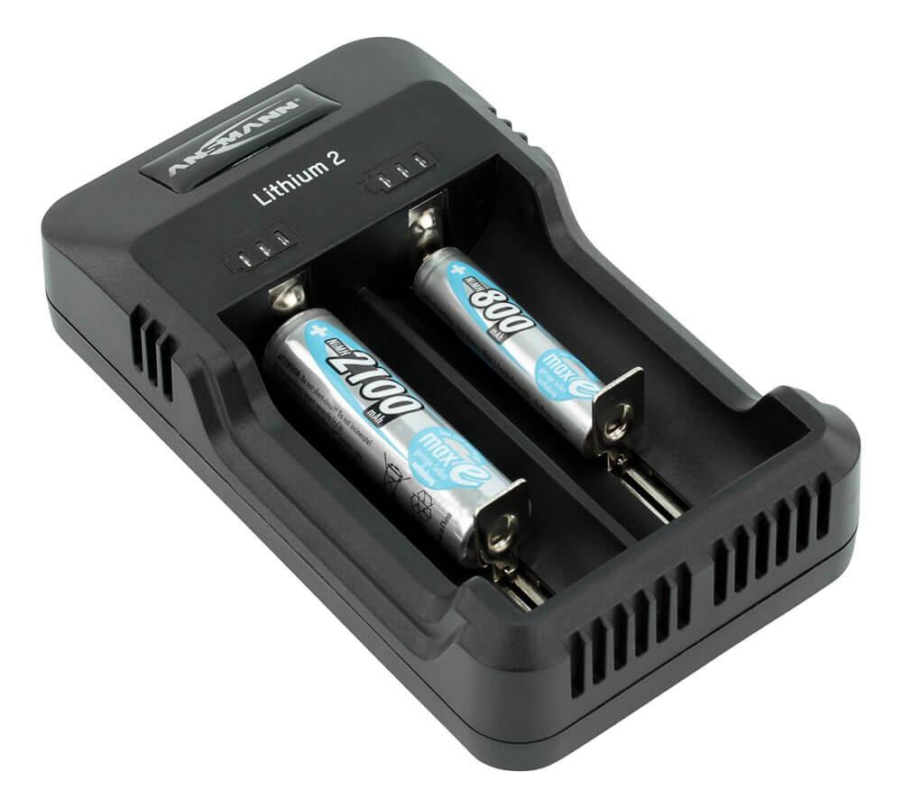 ANSMANN Bộ sạc Pin Lithium 2 - 1001-0050