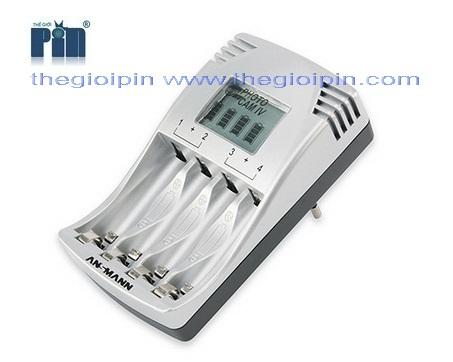 ANSMANN Bộ sạc Pin Photocam IV - 5307263