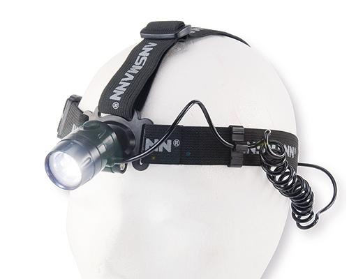 ANSMANN Đèn pin LED Headlight HD5 - 5819083