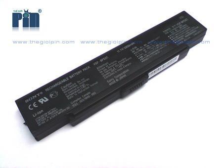 Pin Laptop SONY BPS2, VGP-BPS2 Sony Label